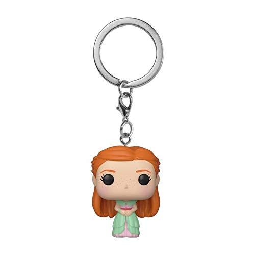 Funko Pop! Keychains: Harry Potter - Ginny (Yule Ball)