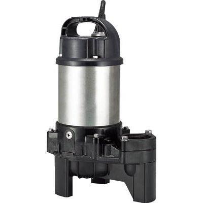 鶴見製作所:ツルミ 樹脂製汚物用水中ハイスピンポンプ 60HZ 50PU2.4 60HZ 型式:50PU2.4 60HZ B01AAIAEZC