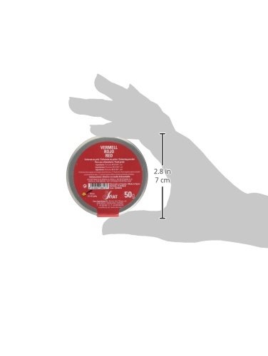 SOSA Red Colouring Powder 50g