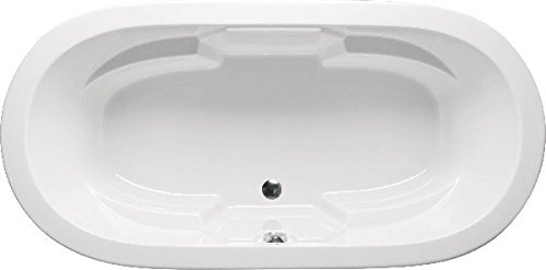 (Americh BR7236T-WH Brisa 7236-20-Tub Only, White)
