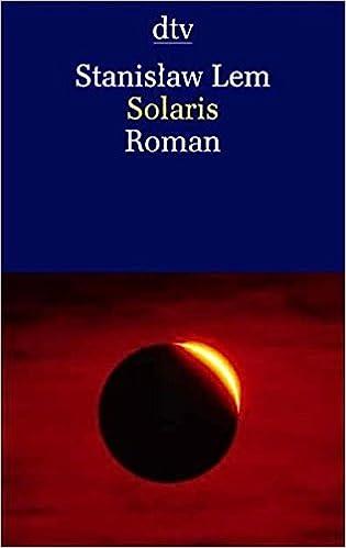 Solaris Roman German Edition Stanislaw Lem Irmtraud Zimmermann