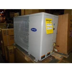 Performance Carrier 38QR-018C-3 1-1/2 TON Series Outdoor Mini-Split Heat Pump, 13 SEER 208-230/60/1 R-410A