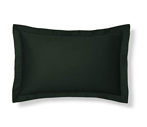 Shop Bedding Harmony Lane Classic Tailored Pillow Sham - King, Hunter Sham (Available in 16 Colors)