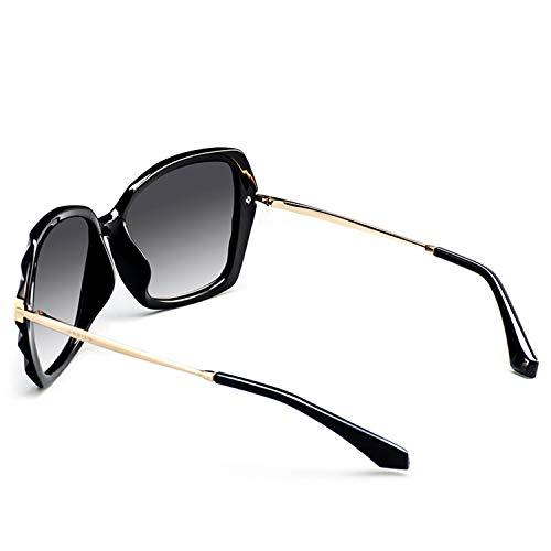 Anti de de Black personnalité de Conduite UV de lentille utilisant Simple pour Soleil Faisant de de Mode la emplettes Lunettes CJJC Soleil des de colorée l'usage Lunettes Soleil Lunettes polarisées qZnqTx
