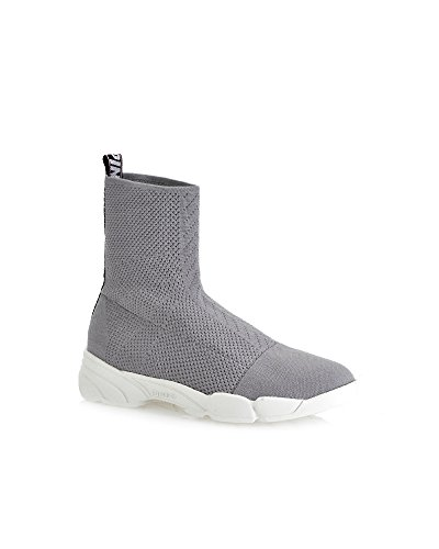 Pinko Women's 1H20FQY4DZI54 Grey polyamide Slip On Sneakers outlet store cheap price for cheap otghlCx
