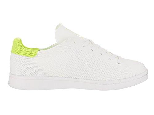 Adidas Kvinders Stan Smith Pk W Originaler Afslappet Sko Fodtøj Hvid / Sol Gul 0KOd0E0