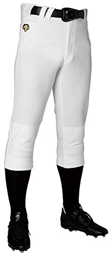 DESCENTE데상트 유니 피트 팬츠 레귤러 피트2 중보강 야구팬츠 야구복 DB1018P