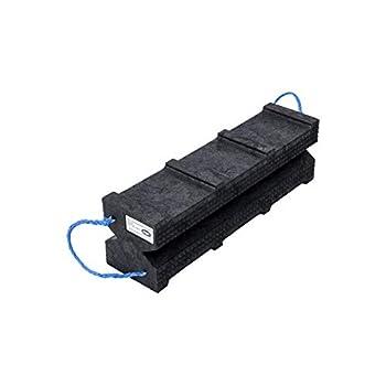 Image of AME 15230 Super Stacker Cribbing Block 6' x 7' x 24' Black