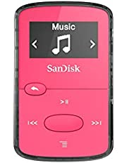 SanDisk 8GB Clip Jam MP3 Player (Pink)