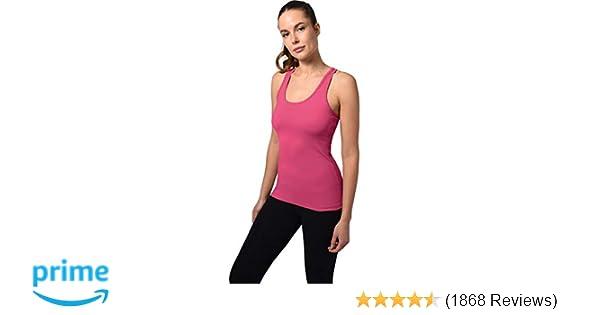 c11e940ab5e1e Amazon.com  90 Degree By Reflex - Power Flex Racerback Tank Top  Clothing