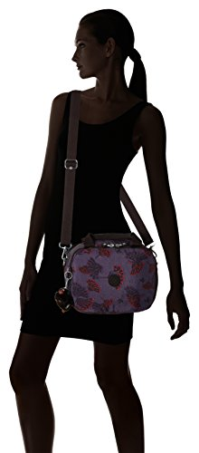 Cm Blue Palmbeach Women Multicolour Sleeve Kipling Beautycase Blue floral 23 Night true With Trolley FvqnRAx
