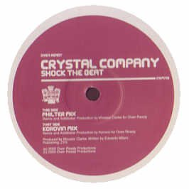 Oven Crystal (Crystal Company / Shock The Beat)
