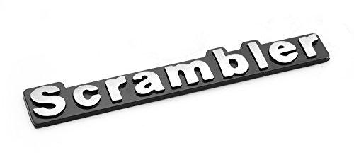 (Omix-Ada DMC-5763509 CJ-8 Scrambler Emblem)