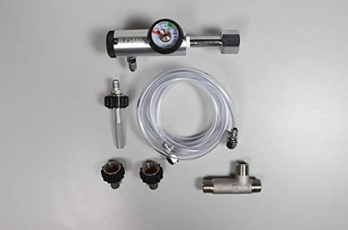 Premium In-Line Oxygenation Kit by Blichmann Engineering