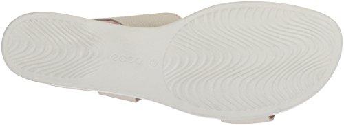 ECCO Touch, Sandali Punta Aperta Donna Bianco (White 1007)