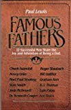 Famous Fathers, Paul Lewis, 0891916571