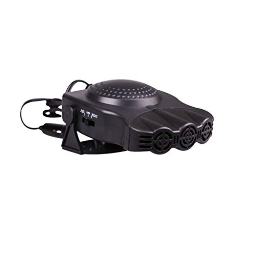Car Heater 12v Car Electric Heater With Heater Heater Heater Cold And Warm Wind Defrosting Snow Defogger: Kitchen & Home