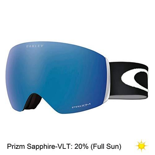 dc76f90b255 Oakley Flight Deck Prizm Asian Fit Goggles 2019 - Matte Black-Prizm Sapphire Full  Sun