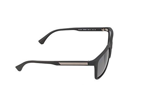 506381 Lunette Armani 4047 Black de Jeans Mod soleil Homme Noir Rubber Pqwgfqx