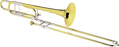 Conn 88HO Symphony Series F Attachment Trombone Lacquer Yellow Brass Bell by Conn