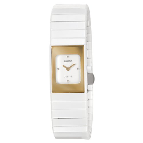 Rado Ceramica Jubile Women's Quartz Watch R21985702 (Ceramica Jubile Rado)