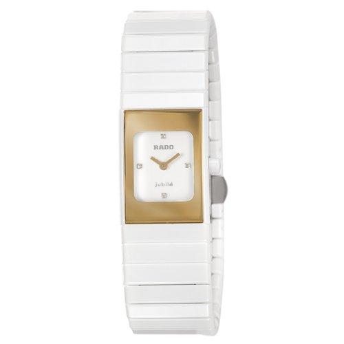 Rado Ceramica Jubile Women's Quartz Watch R21985702 (Jubile Ceramica Rado)