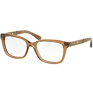 Michael Kors Foz Eyeglasses MK8008 3016 Milky Brown 52 17 135