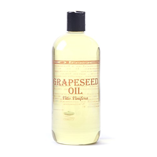 Grapeseed Carrier Oil - 500ml - 100% Pure