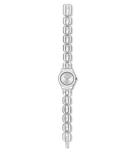 Swatch White Chain Irony Lady Watch YSS254G