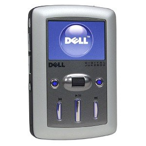 Dell Digital Jukebox - Digital player - HDD 15 GB - WMA, MP3 - display: 2.3