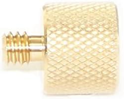 Ex-Pro 3//8 inch Female to 1//4 inch Male Brass Tripod Thread Adapter
