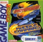 Arcade Classic, No. 1: Asteroids & Missile Command by Nintendo