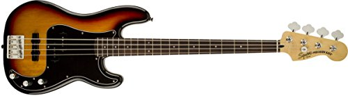 Squier by Fender 306800500 Vintage Modified Precision Bass (PJ) 3-Tone Sunburst
