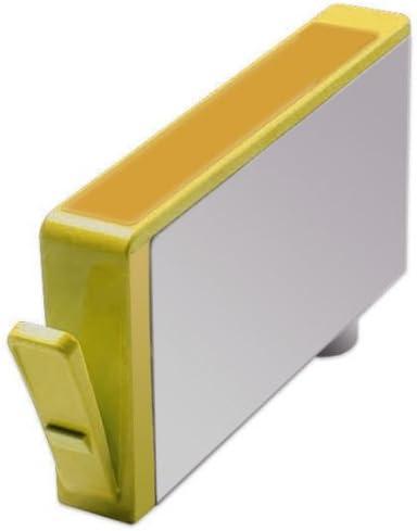 New Type; Models: Photosmart 5510 6510 5514 17 Inkjet Cartridges etc; Yellow Ink Myriad Re-Manufactured Inkjet Cartridges Replacement for HP CN687WN Bulk: RCN687