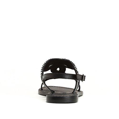 ALESYA by Scarpe&Scarpe - Sandalias bajas con cuentas Negro