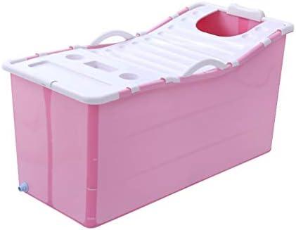 家族浴室用エアーポンプ付きインフレータブルバスPVC折りたたみポータブルインフレータブルバスタブブローアップエアバスタブPVC滑り止め (Size : B)