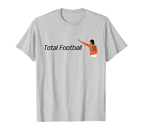 Dutch Soccer Retro National Team Holland T-Shirt