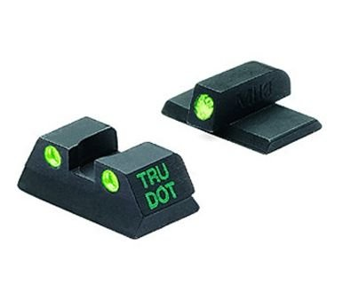 Bow Tru Sight (Meprolight Tru-Dot Green Front Night Sight for Kahr Arms 9mm and .40 Pistols (Pre Nov-2004))