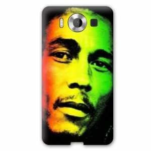 Amazon.com: Case Carcasa Microsoft Lumia 950 Bob Marley ...