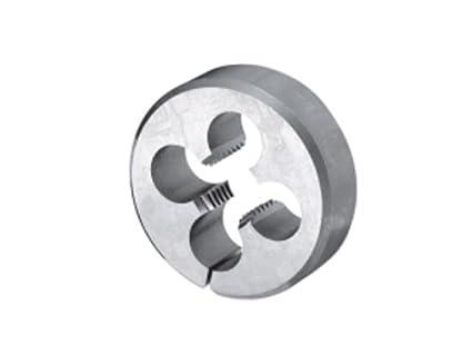 High Speed Steel Height 5//8 Split Type Bright Dormer F3203//4X2 Round Adjustable Dies Diameter 2 UNC3//4 Nominal D 19.05 mm
