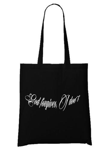 God i forgives Bag Black don`t TSBqTz