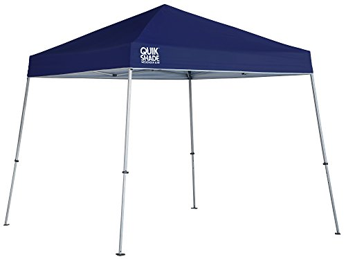 Quik Shade Weekender - Quik Shade Weekender Elite 10 x 10 ft. Slant Leg Canopy, Twilight Blue