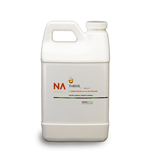 NilocG Aquatics Aquarium Fertilizer Shrimp Specific   ThriveS All In One Liquid Fertilizer (2000ml)