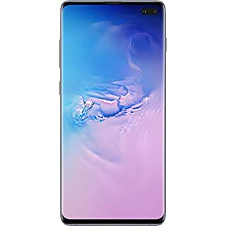 Samsung Galaxy S10+ G975FD 128GB DUOS Unlocked GSM Phone w/Triple 12MP+12MP+16MP Camera - Prism Blue