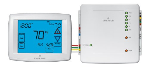 emerson thermostat touch screen - 9
