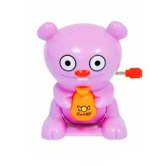 Uglydoll Light Purple Trunko Flipping Wind Up Toy