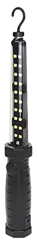 Nightstick NSR-2168B Rechargeable Xtreme Lumens Multi-Purpose LED Work Light, Black Bayco
