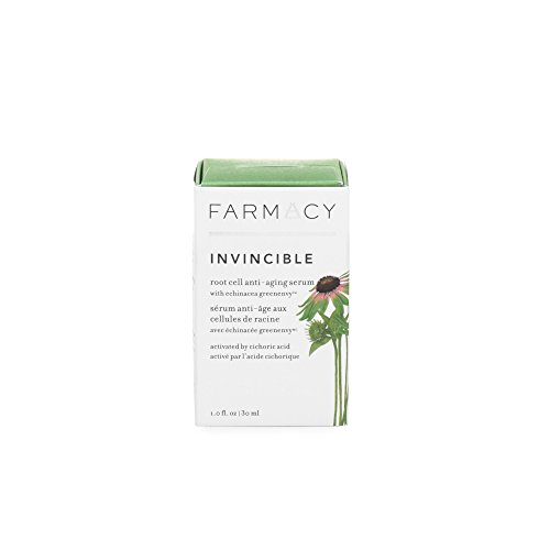 Farmacy Invincible Root Cell Anti-Aging Serum - Firming Anti Wrinkle Face - Caps 30 Echinacea