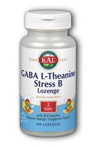 GABA L-théanine Stress B losange