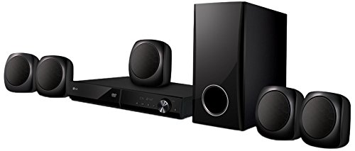 LG LHD427 Bluetooth Multi Region Free 5.1-Channel DVD Home T